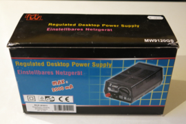MW regelbare transformator MW9120GS