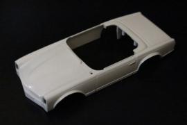 Mercedes 280SL kap wit (nieuw met stapelschade)