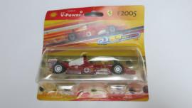 1:38 Ferrari F2005