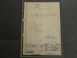 3209 / 3210 Ford Lotus raam (origineel)