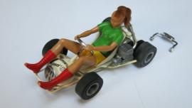Go-Cart vrouw nr. 70 (met schade)
