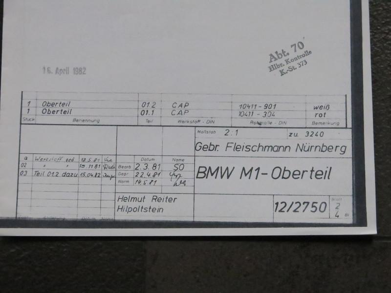 3240 / 3241 BMW M1 kap