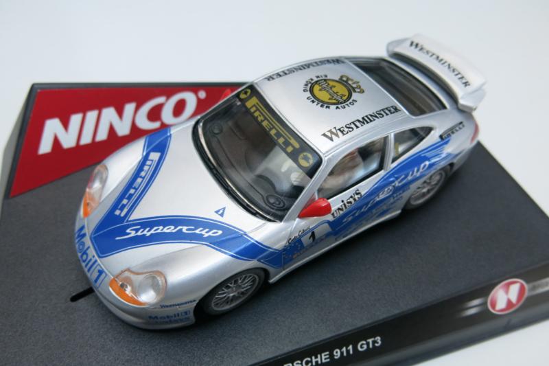 """Ninco, Porsche 911 GT3 """"Supercup"""""""