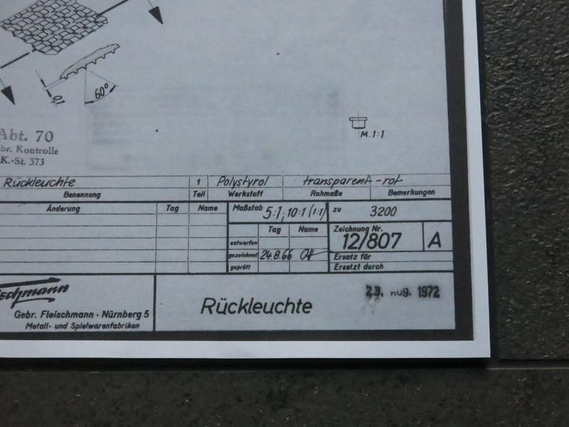 3220 Porsche Carrera 6 achterlichten