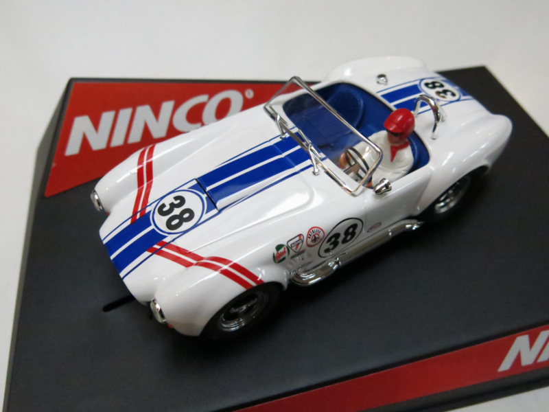 "Ninco, AC Cobra ""White Racing"""