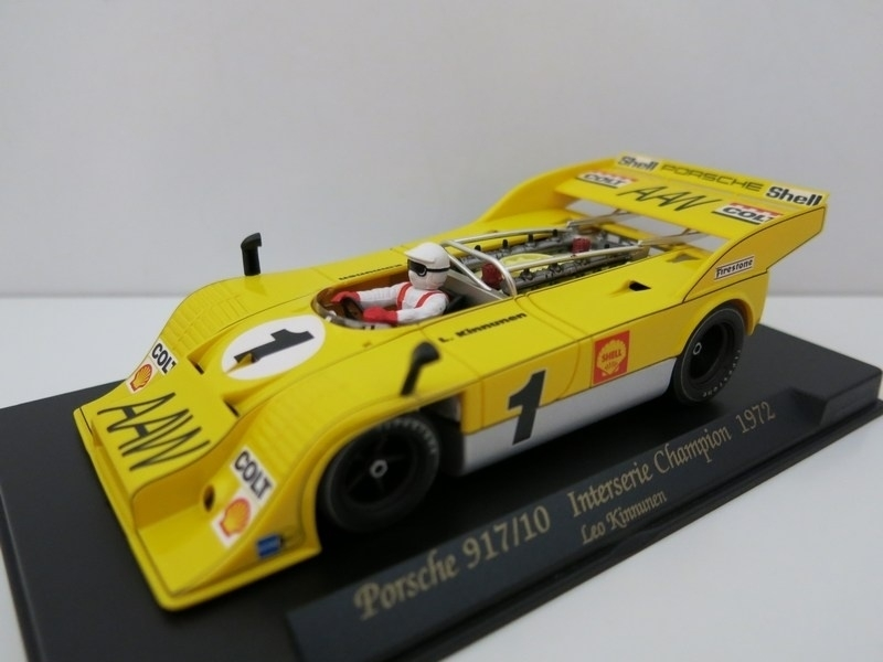 Fly Carmodel, Porsche 917/10 Interserie Champion 1972