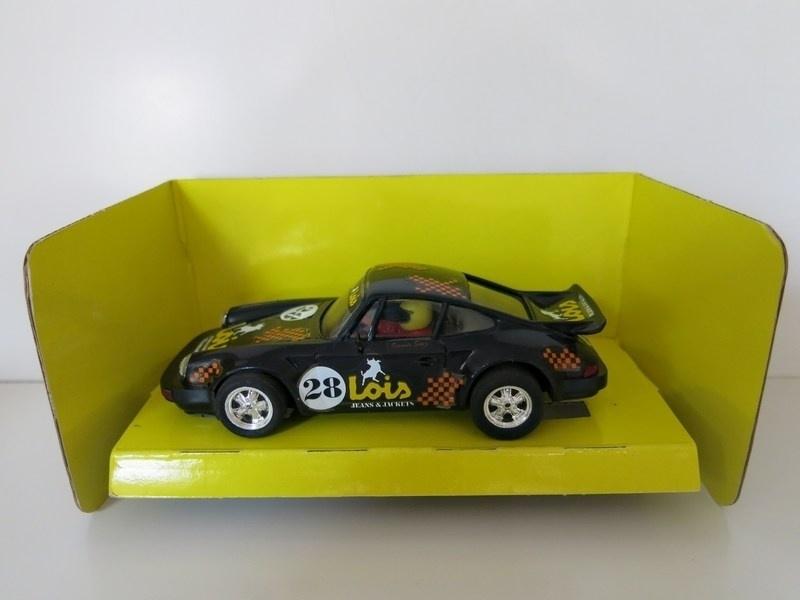 "SCX, Porsche 911 ""LOIS"""