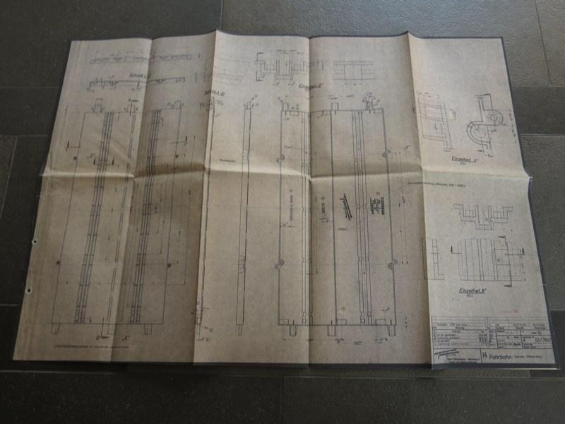 3100 Baandeel recht (origineel 10-11-1976)