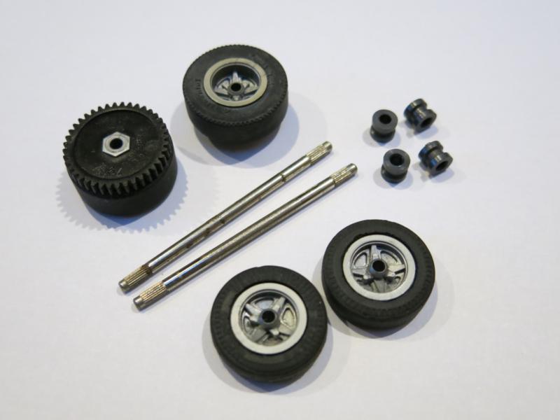 Ford Lotus voor- en achteras (KC AVB015)