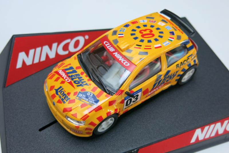"Ninco, Fiat Punto ""Rally Catalunya 2003"""