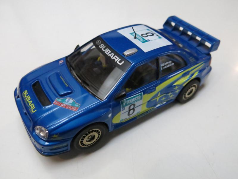 "Ninco, Subaru WRC 2003 ""New Zeeland"" Prorace"