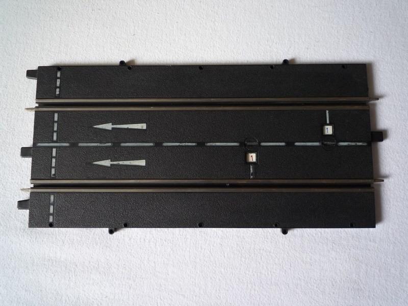 3115 Baanstuk aansluitbaanstuk met rondenteller