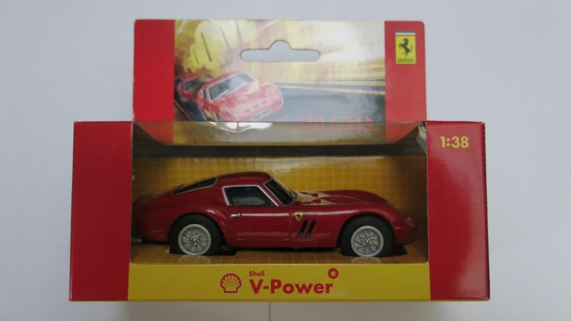 1:38 Ferrari 250 GTO (met geluid)