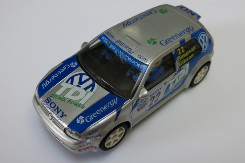 """Ninco, Volkswagen Golf TDi """"Sony"""""""