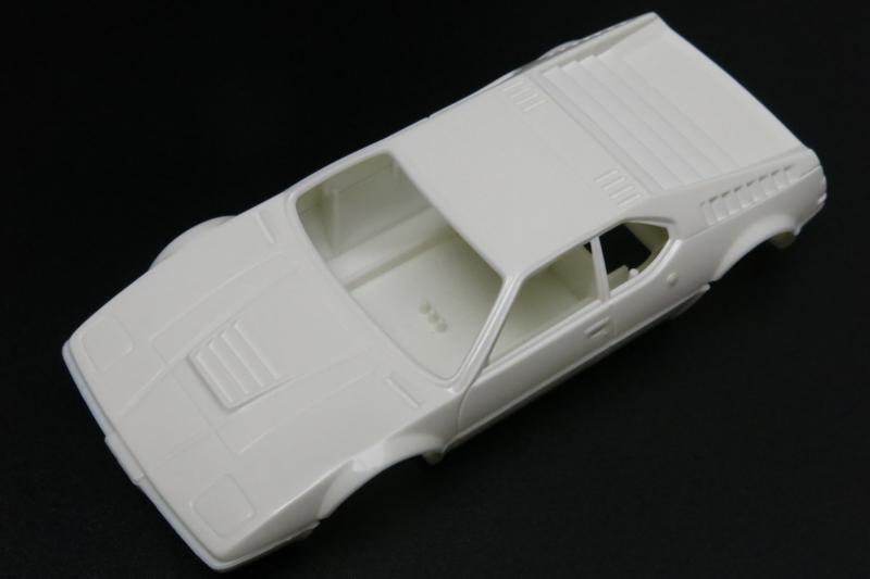 BMW M1 kap/ bodem wit (zie tekst)