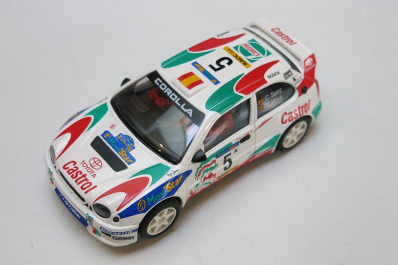 """Ninco, Toyota Corolla """"WRC #5 Castrol"""""""