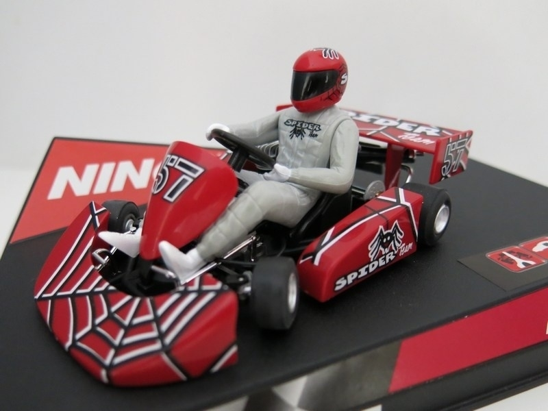 "Ninco, Super Kart ""Spider Team"""