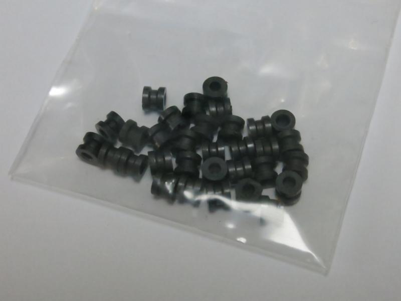 Aslagers plastic (32 stuks)