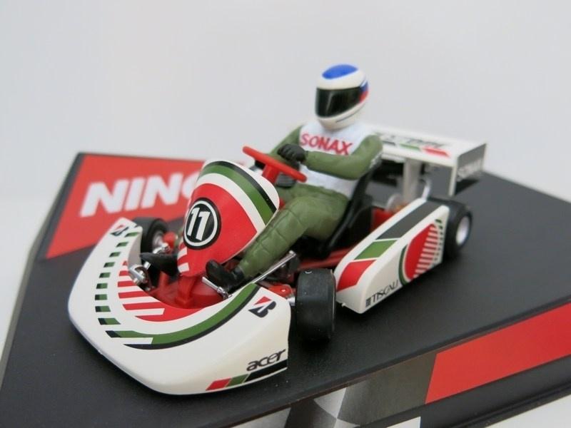 "Ninco, Super Kart F1 ""Bridgestone"""