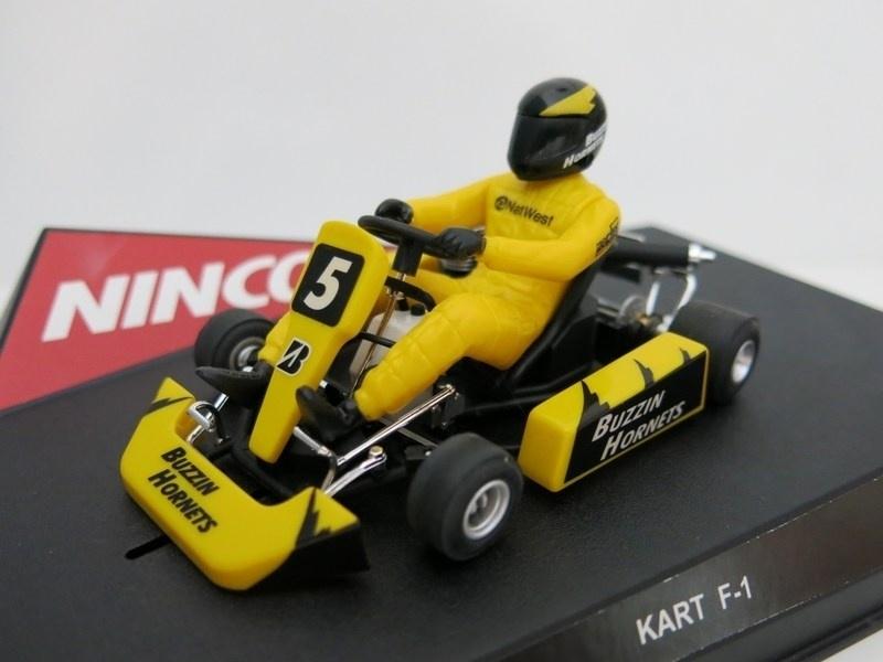 "Ninco, Kart F1 Series ""YELLOW"""