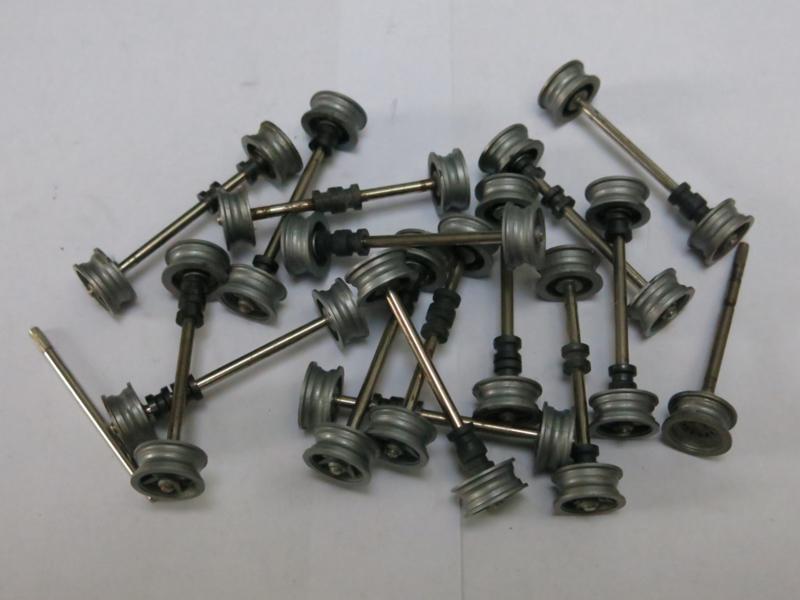 15+ stuks Ford Lotus voorassen