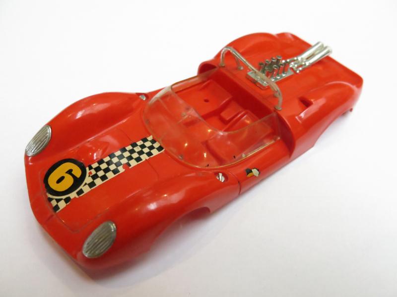 Ford Lotus kap oranje (KC KA117)