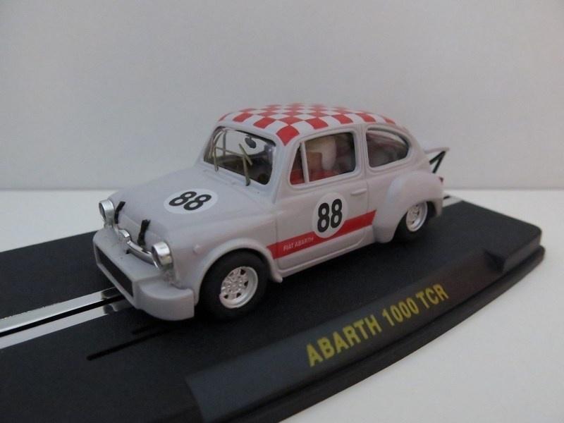 ReproTEC, Fiat Abarth 1000 Campeon Europa