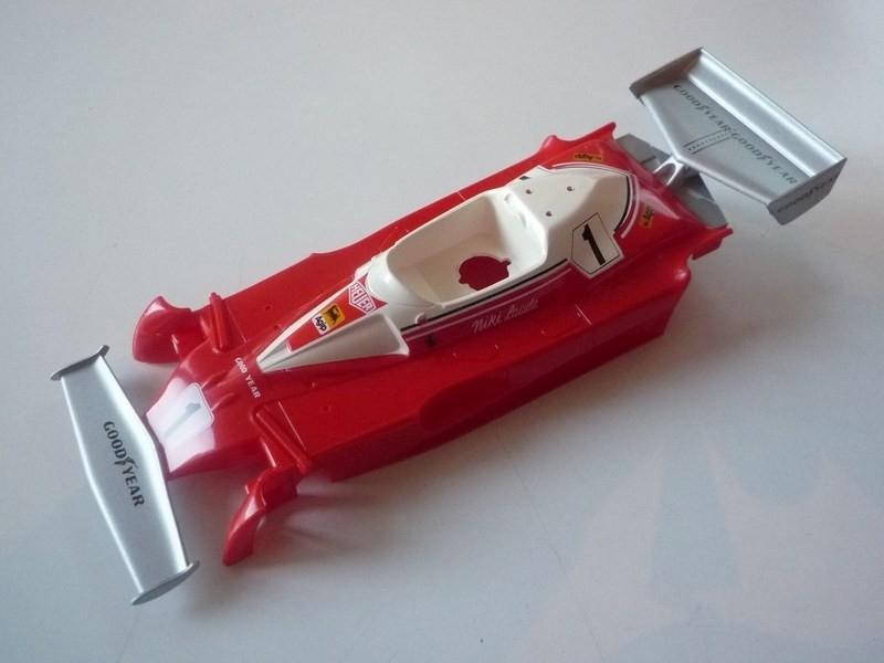 Ferrari Niki Lauda kap