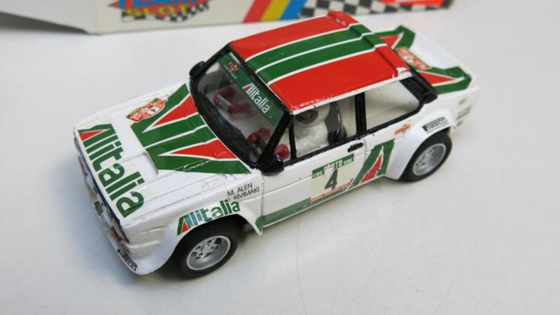 """Teamslot, Fiat Abarth """"Alitalia"""""""