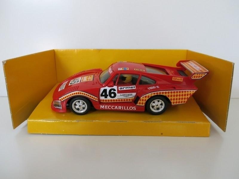 Scalextric, Porsche 935