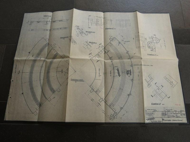 3110 Baandeel binnenbocht (origineel 03-02-1976)