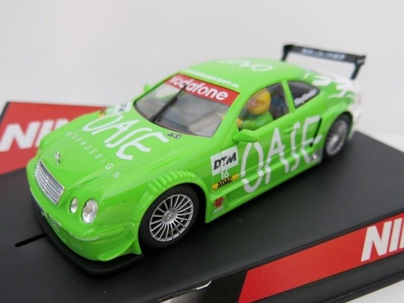 "Ninco, Mercedes CLK DTM ""OASE"" (nieuw)"