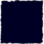 (VI-007) Vilt lapje - donkerblauw