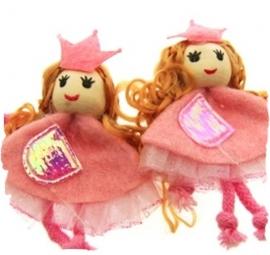 (Pop-005) Popje - prinsesje met kroontje