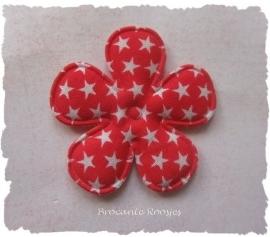 (BLd-012) Bloem - sterren - rood - 35mm