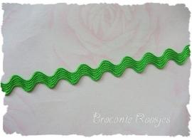 (Z-012) Zigzagband - lime