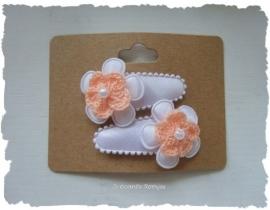 (DI-001) Display kaartje voor baby haarspeldjes - 7,5cm x 5,5cm