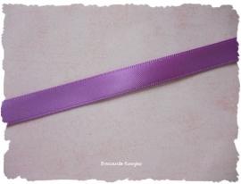 (SA-029a) Satijn lint - lavendel - 10mm