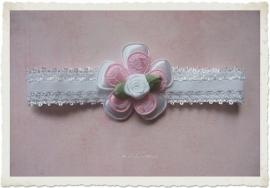 Haarbandje maken met elastisch band