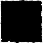 (VI-016) Vilt lapje - zwart
