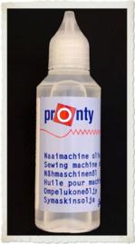 (DIV-006) Pronty naaimachine olie - flesje 50ml