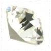 (Sw-001) Swarovski puntsteen ss39 - chrystal - 8,5mm (per stuk)