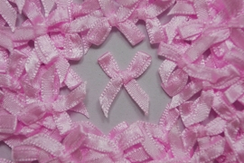 (Smini-003a) Mini strikje - licht roze