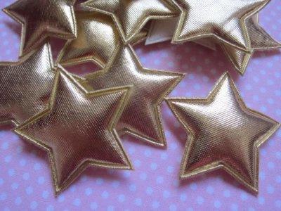 (Ster-053c) Ster - goud - 4cm