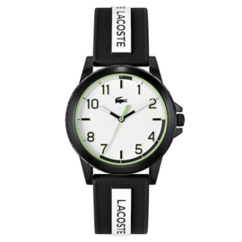Lacoste Zwart Rider Horloge voor Kinderen