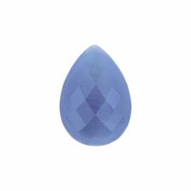 Cat's Eye Periwinkle Blue Goccia Insignia van MY iMenso