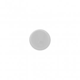 Wit jade edelsteen muntje van MY iMenso
