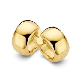 Excellent Jewelry Bolstaande Geelgouden Dames Creolen