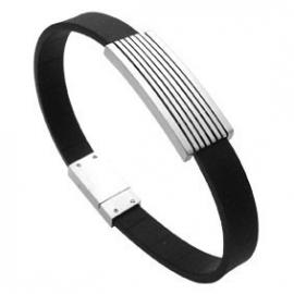 Smalle Stroken Bracelet van C MY STEEL