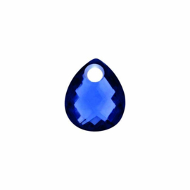 MY iMenso Donkerblauw Creoli Kristal